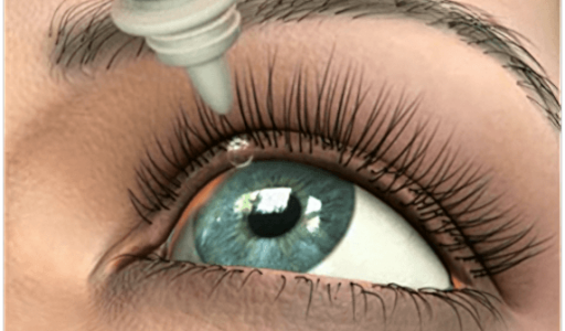 Eye Drops for Glaucoma